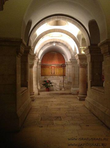 Dor Miy Zion Abbey