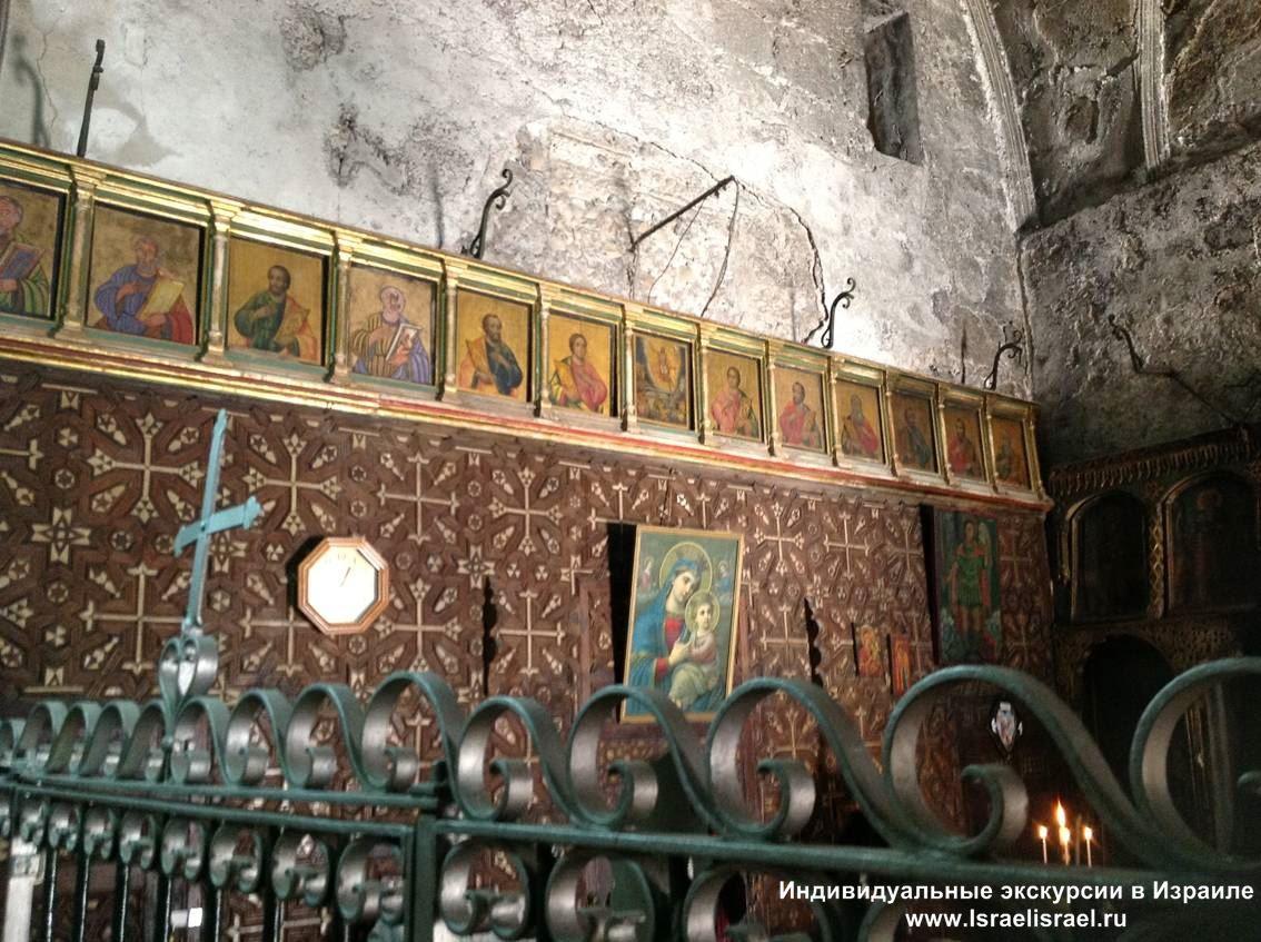 эфиопская православная церковь Израиль