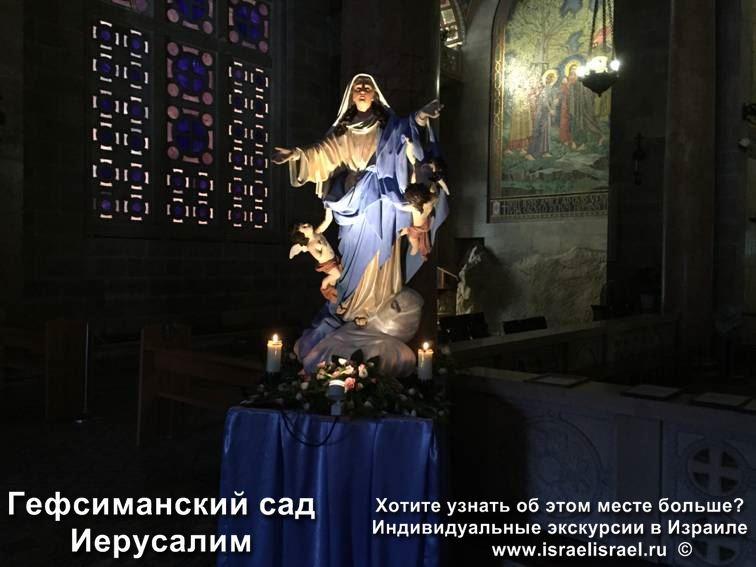 Церковь всех наций гефсимания
