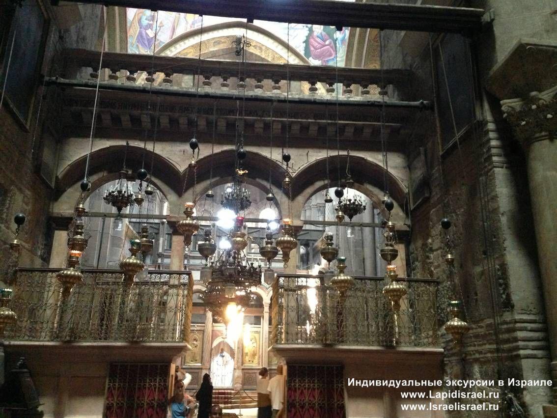 фото гробницы иисуса