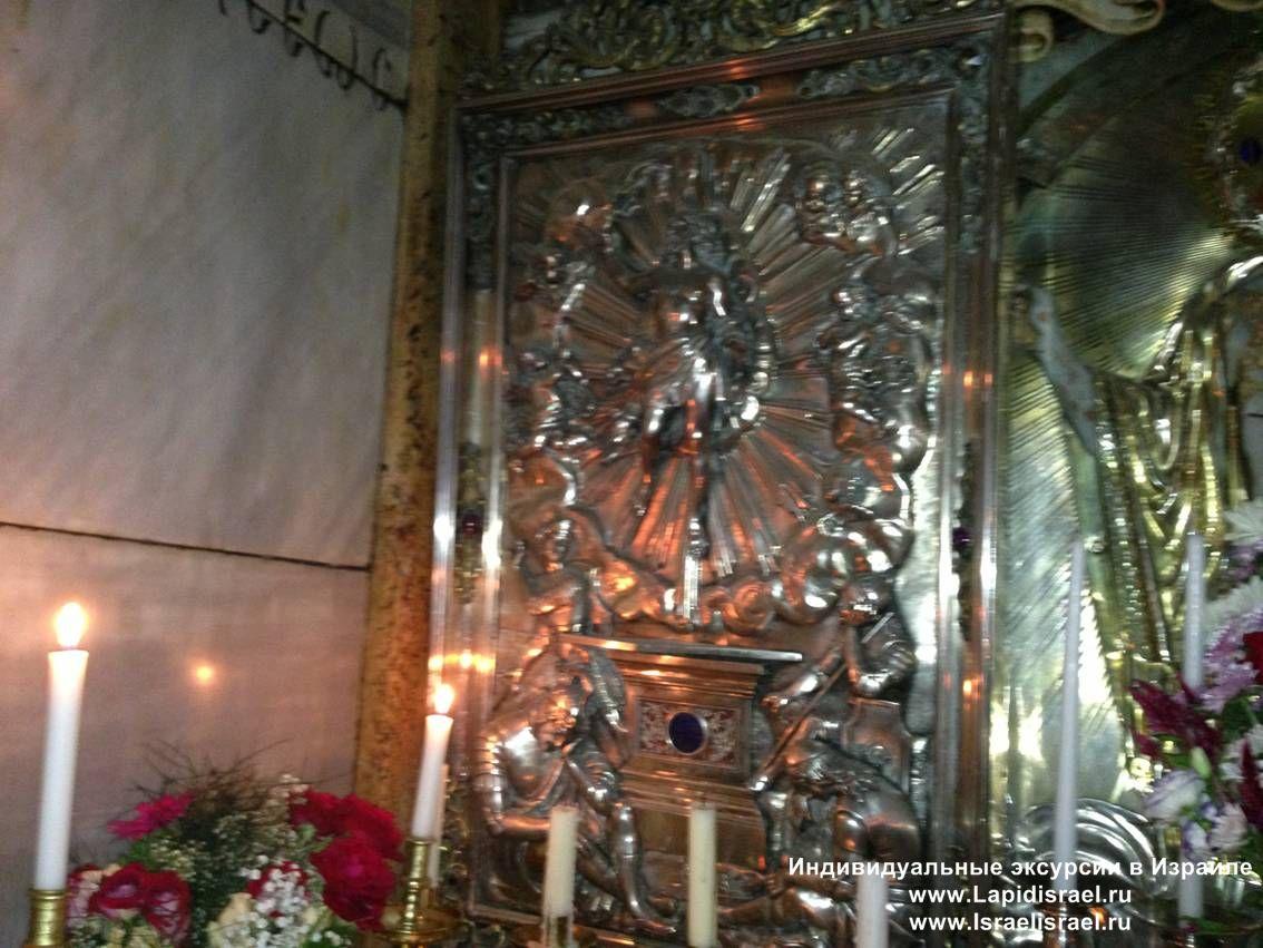 кувуклия гроба господня в иерусалиме фото