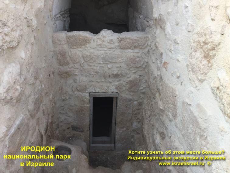 tomb of king Herod