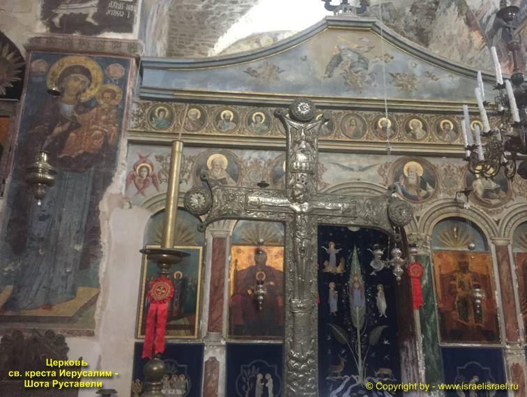 в Иерусалиме собор святого креста