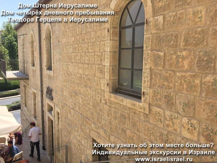 Теодор герцль сионизм