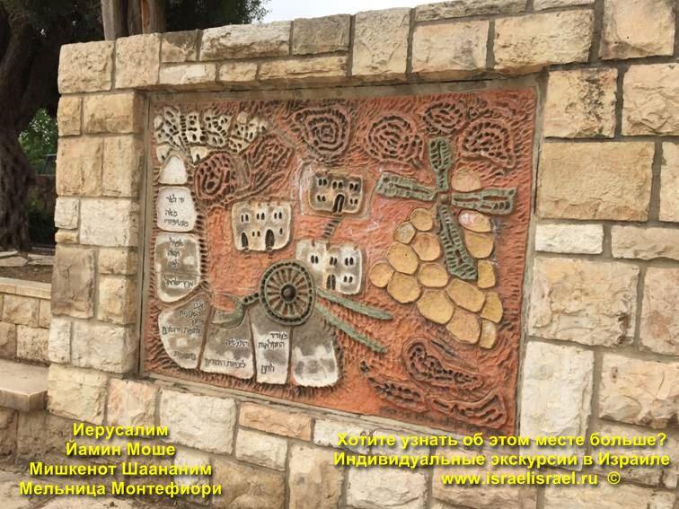 Первый Район Иерусалима Мишкенот Шаананим
