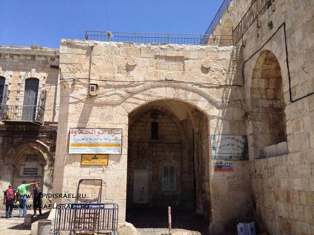 Почему львиные ворота Иерусалима