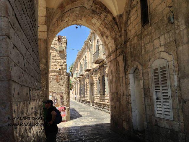 Фото львиные ворота Иерусалим