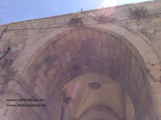 Экскурсия к львиным воротам Иерусалима