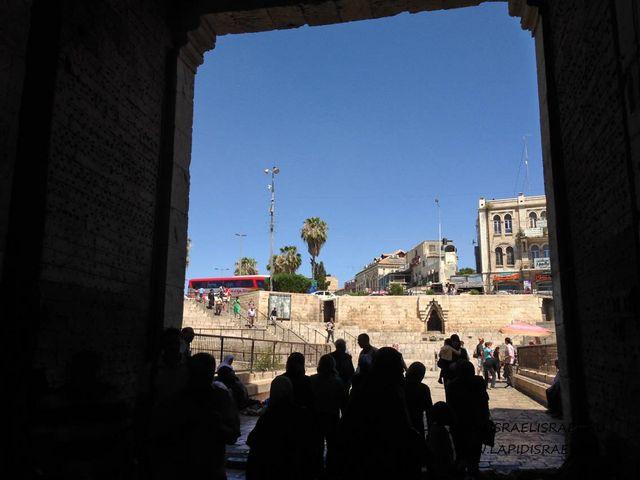Шхем или Дамасские ворота Иерусалима