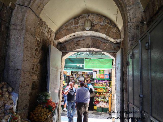 Ворота восточного Иерусалима