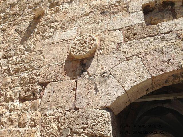 Пройти в восточный Иерусалим через ворота