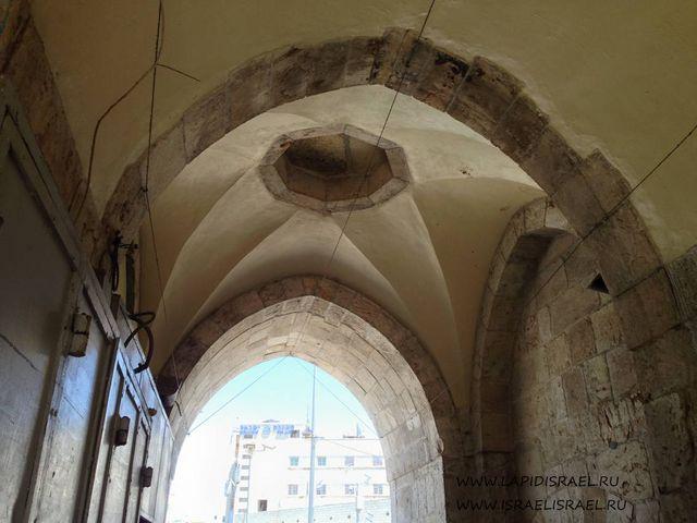 Почему ворота Ирода в Иерусалиме