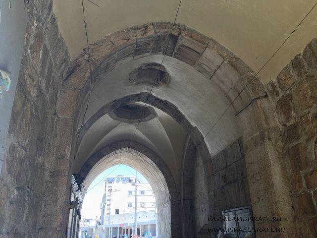 Рынок у цветочных ворот Иерусалима