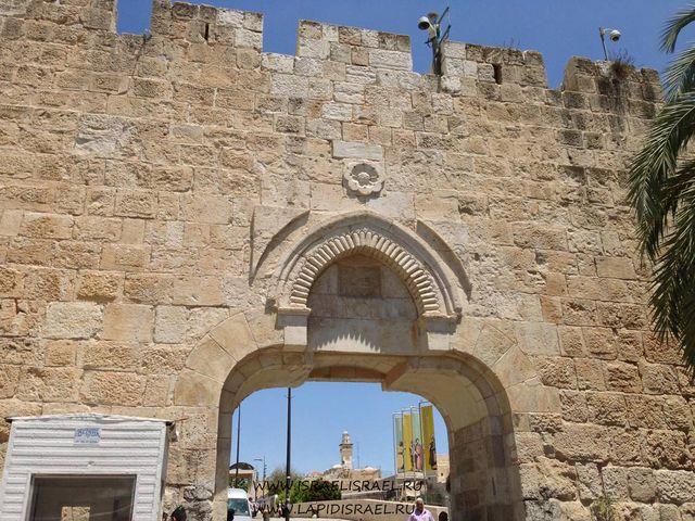 Мусорные или Навозные ворота