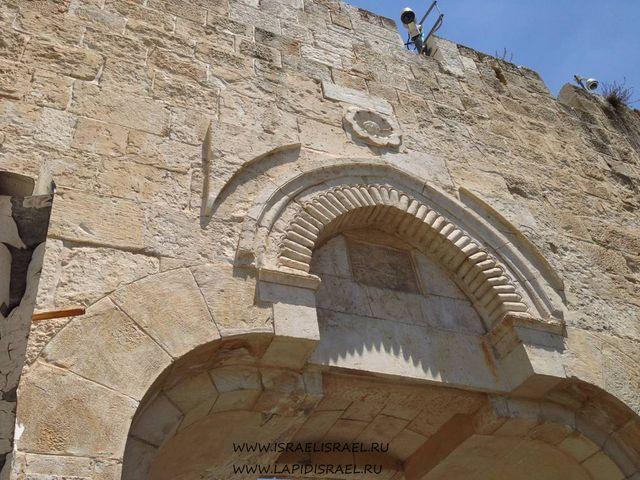 Иерусалим ворота и стены