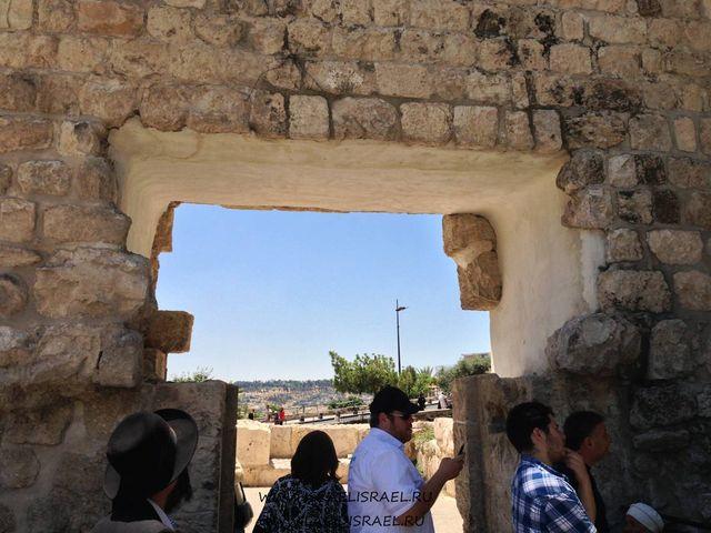 Ворота Старого Иерусалима