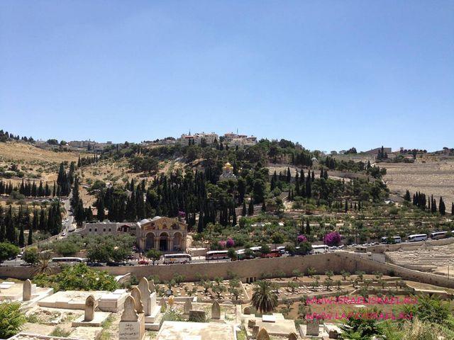 Замурованные ворота Иерусалима
