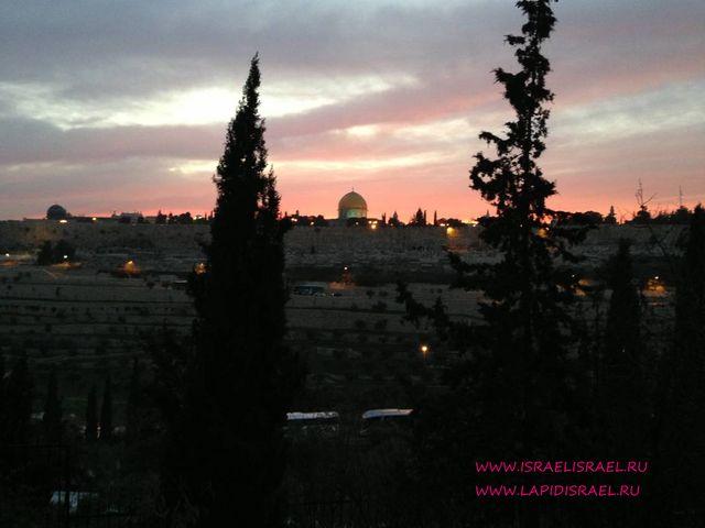 овечьи ворота в иерусалиме
