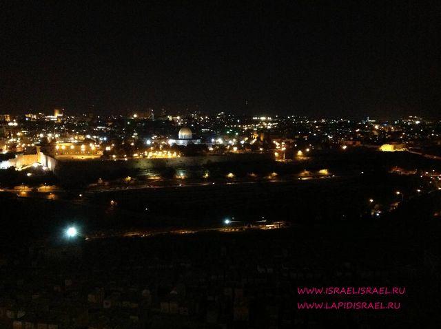Фото золотых ворот Иерусалим