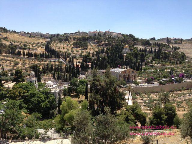 Арки золотых ворот Иеруалим