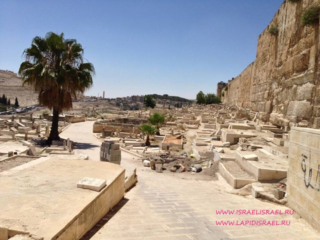 Ворота на храмовую гору Иерусалим