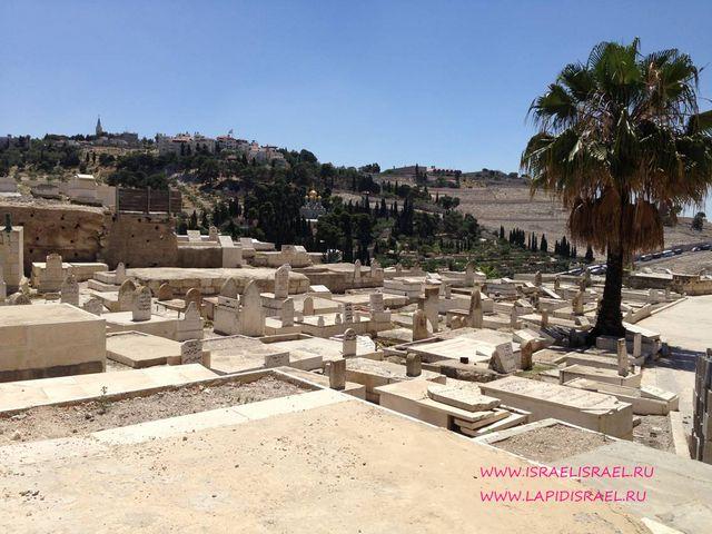 Прикоснуться к золотым воротам в иерусалиме