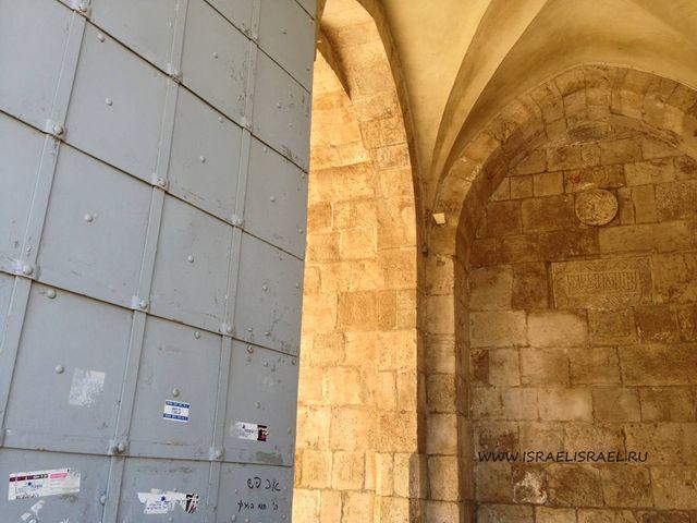 Мамила и Яффские ворота