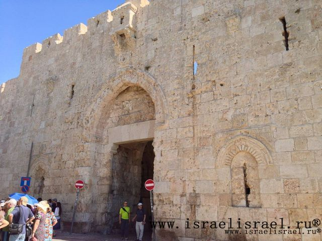Сионские ворота
