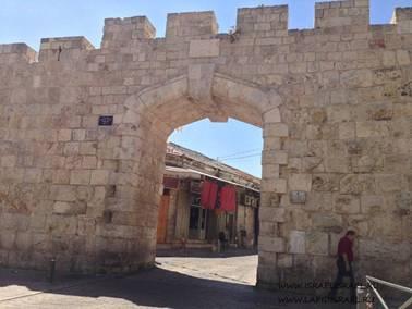 Новые ворота Иерусалим