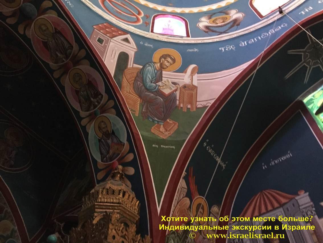 Иерусалим усекновение главы Иоанна Предтечи