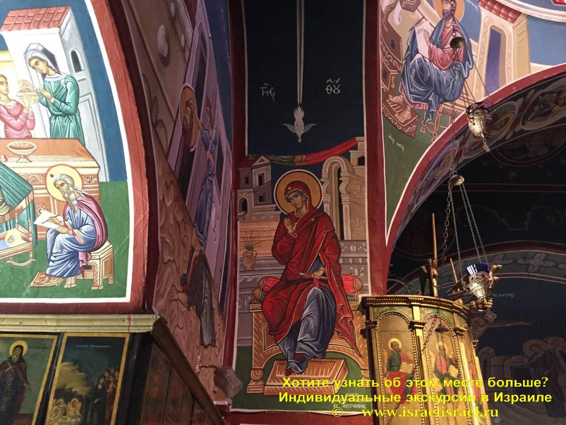 Церковь в Иерусалиме Святой Иоанн Креститель