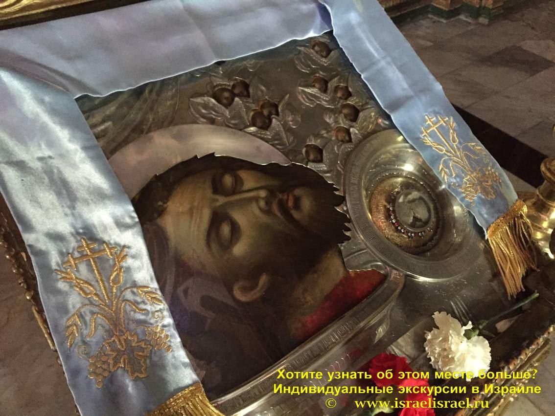 Иоанн креститель Иерусалим