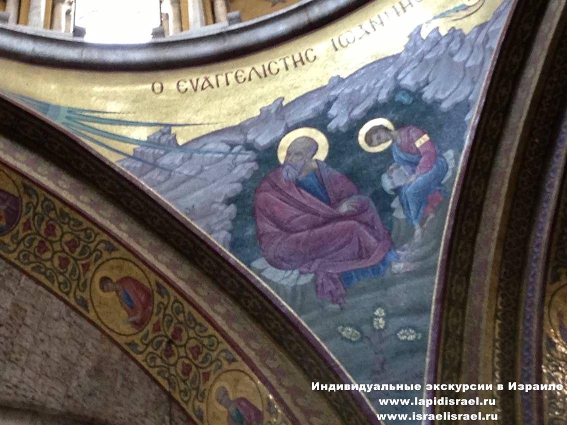 Где греки ведут службы в иерусалимском храме