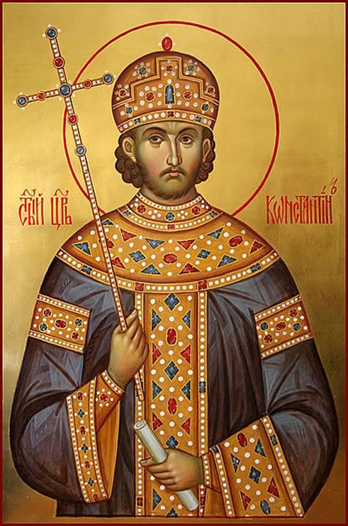 кто такой царь Константин