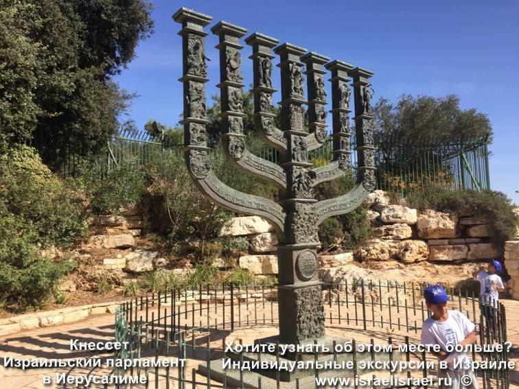 История Кнессета Израиля