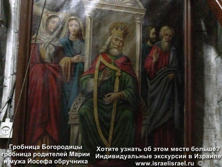 Jerusalem The Orthodox Church Tomb