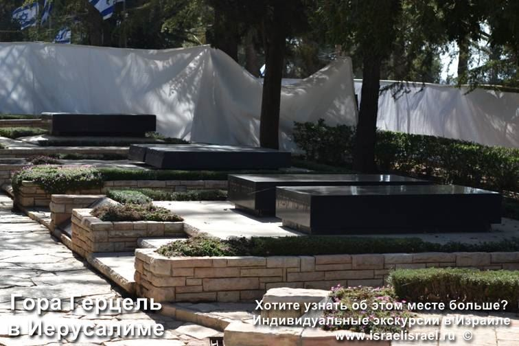 Herzl Tomb and the Herzl Museum