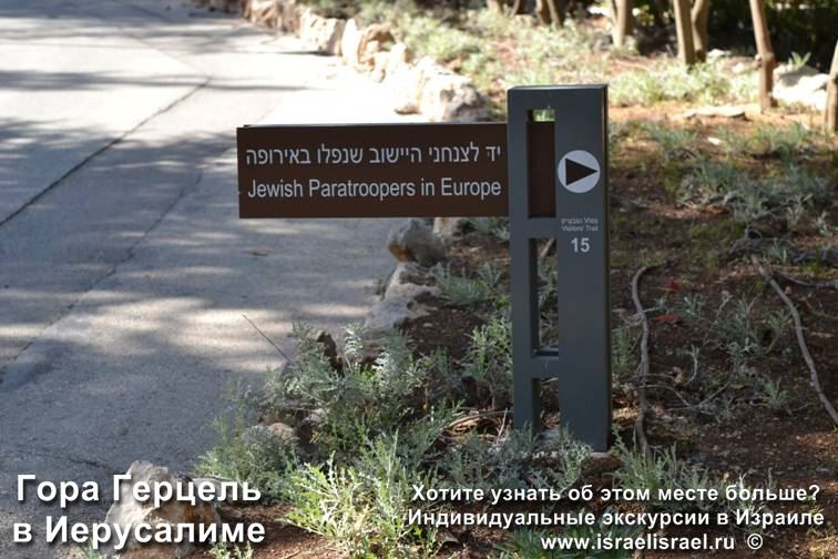 Mount Herzl National Memorial Park foto