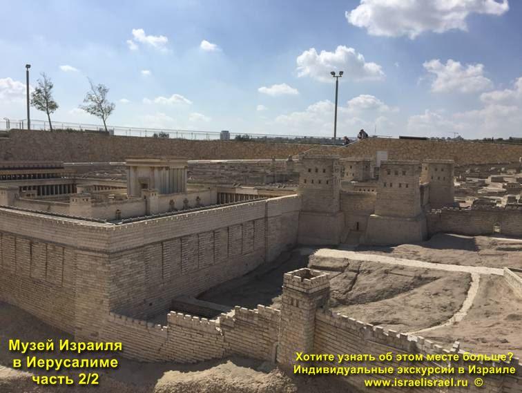музей израиля в иерусалиме на карте