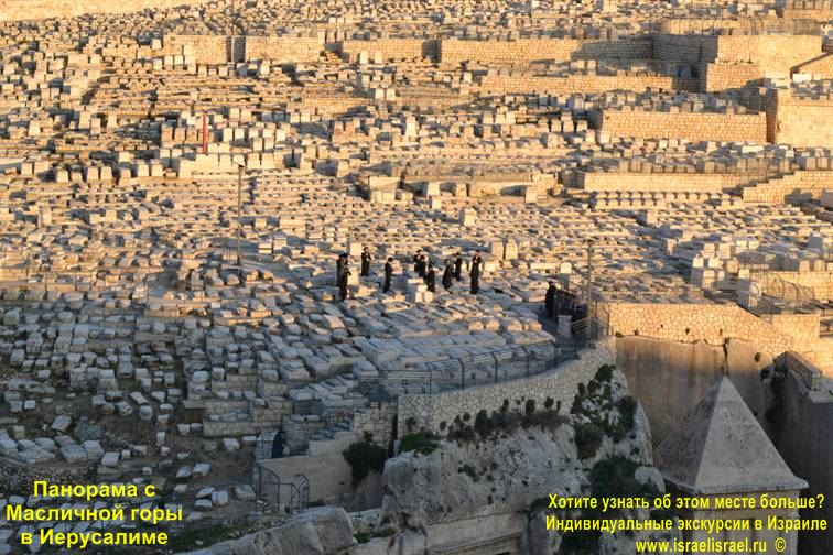 Mount of Olives video