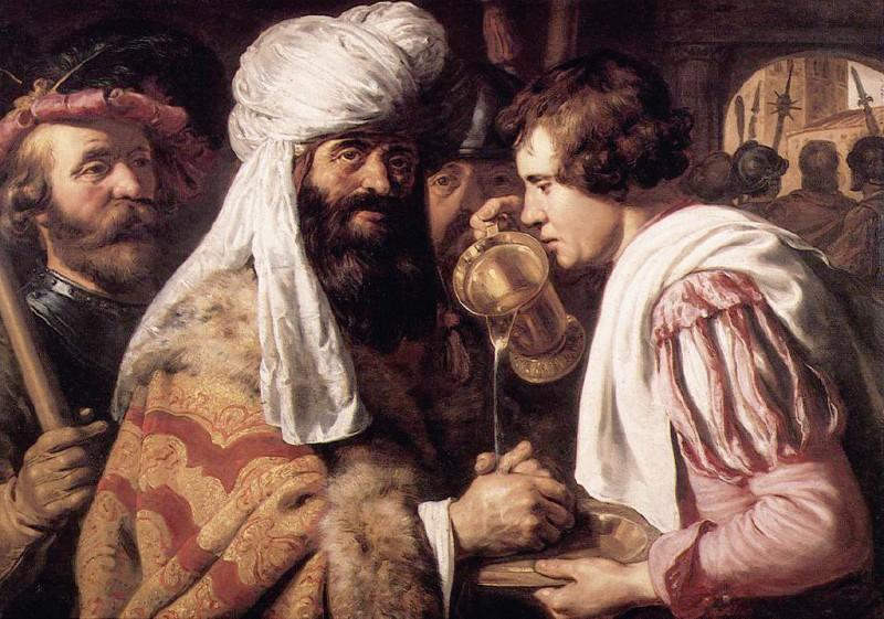 Омывание Рук Пилатом