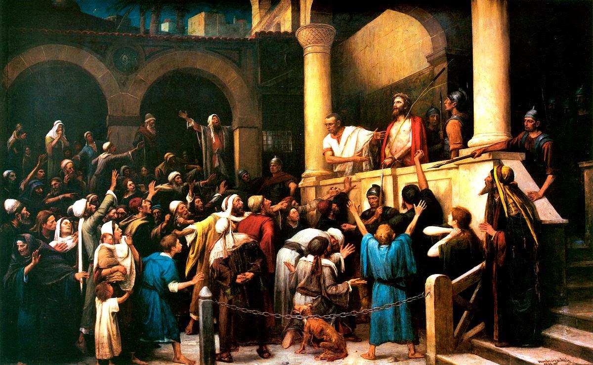 Осуждение Народом Иисуса