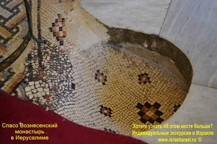 Гид с машиной в Израиле Спасо Вознесенский женский монастырь РПЦЗ в Иерусалиме,