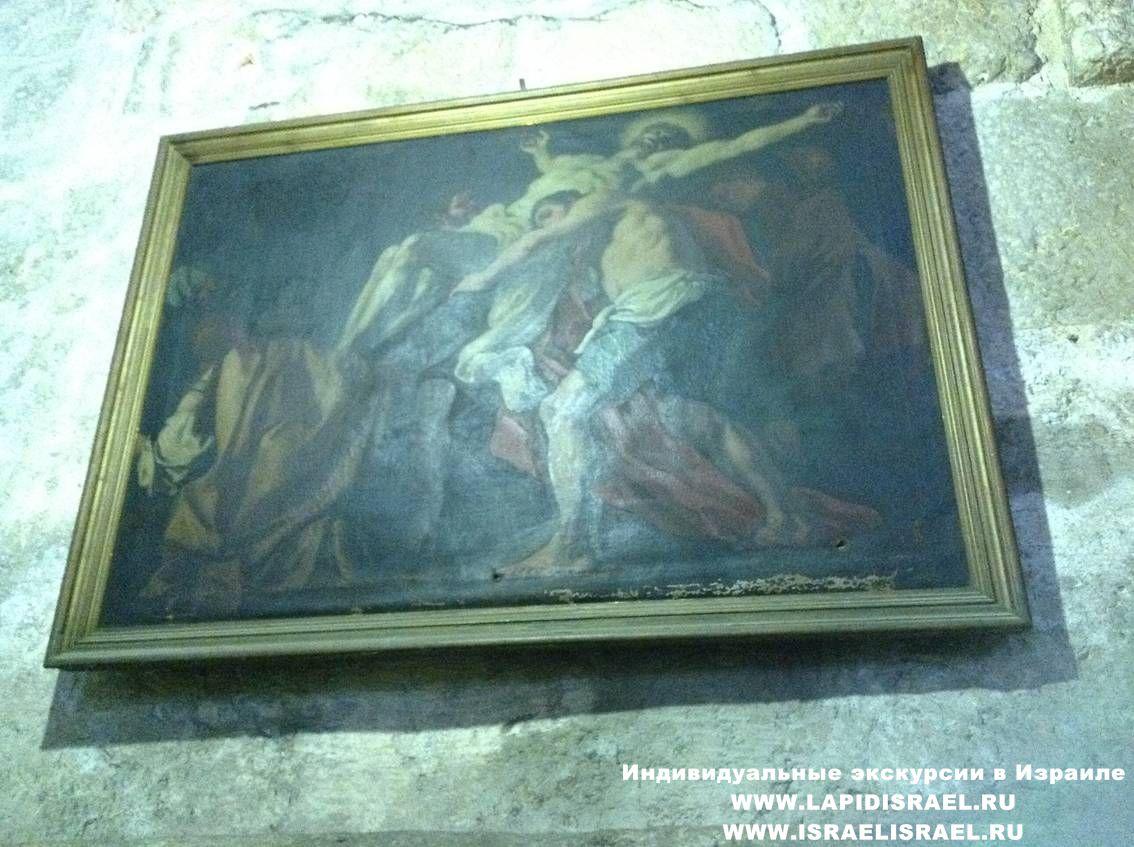 Святая Елена нашла крест