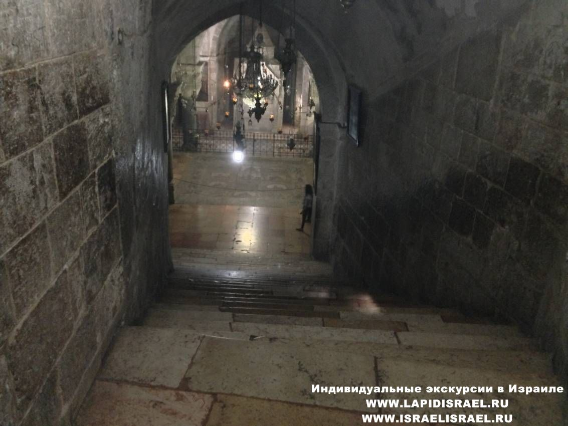 св. Елена обретение креста Иерусалим