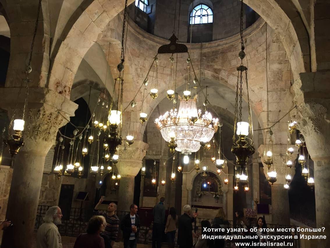 гвозди святая Елена Иерусалим