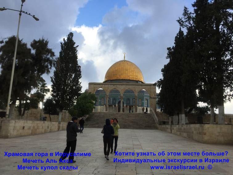 храмовая гора в иерусалиме википедия
