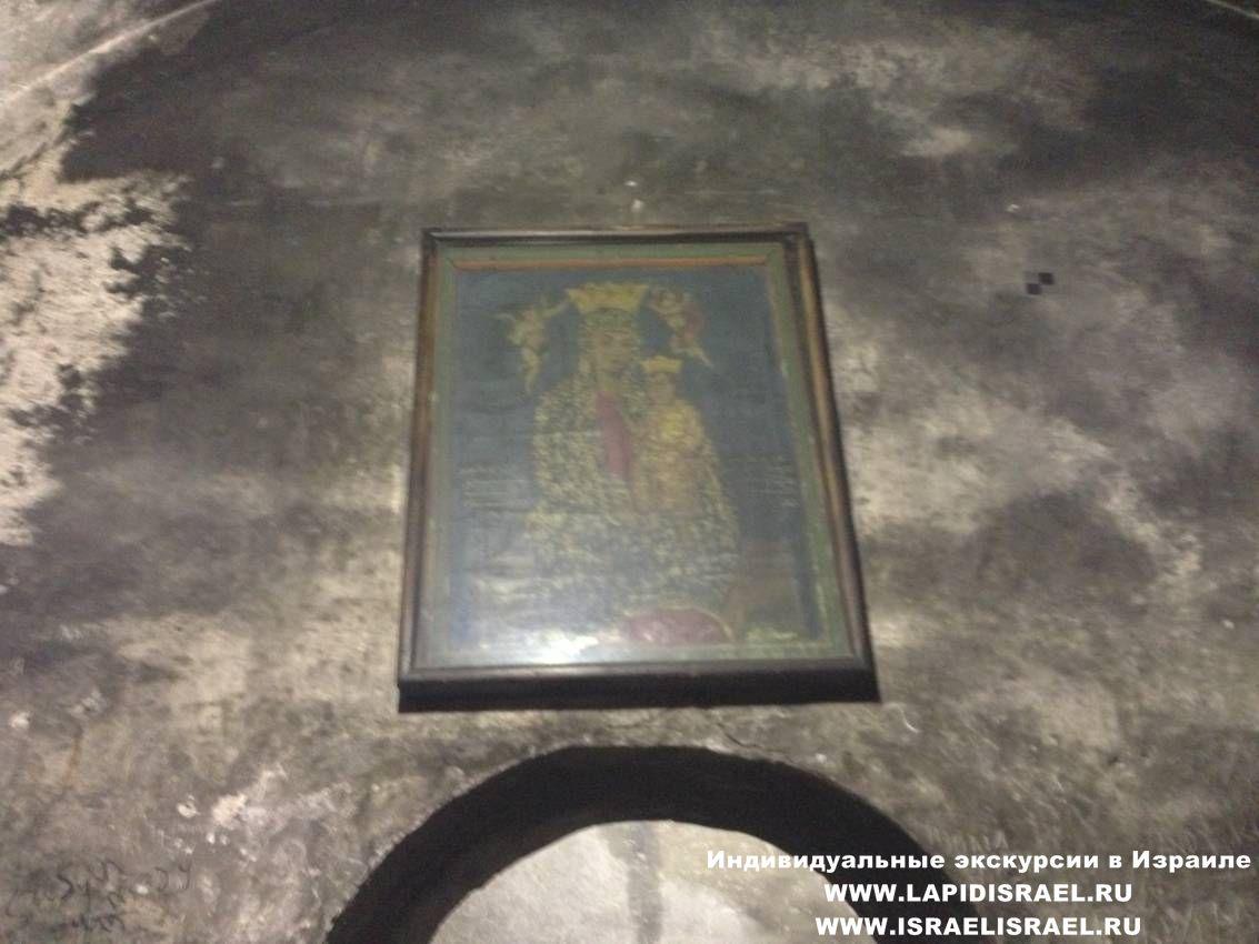 Гид в Израиле Гробница Святого Никодима и Иосифа из Аримафеи. Ассирийский предел Храм Воскресения Иерусалим