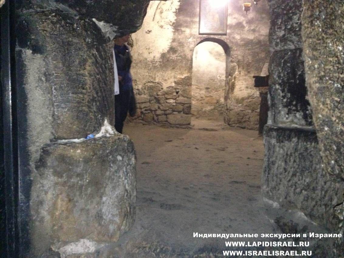 сирийская церковь в иерусалиме