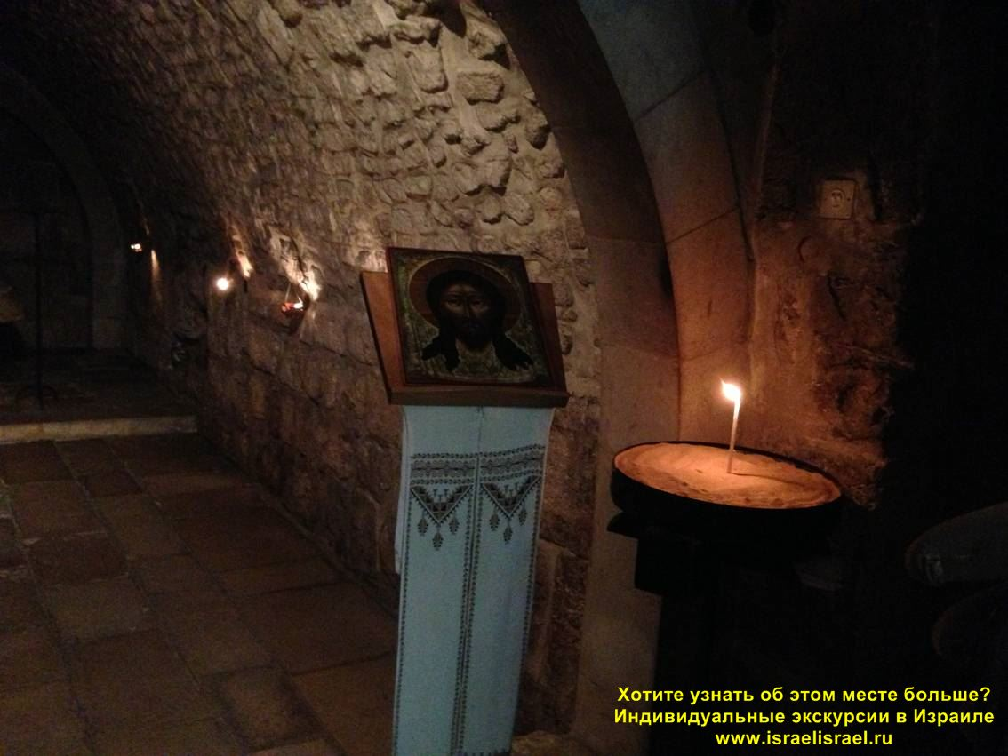 The sixth stop of St. Veronica